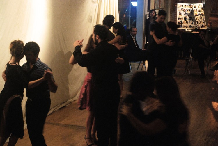 ATCB Friday Night Milonga